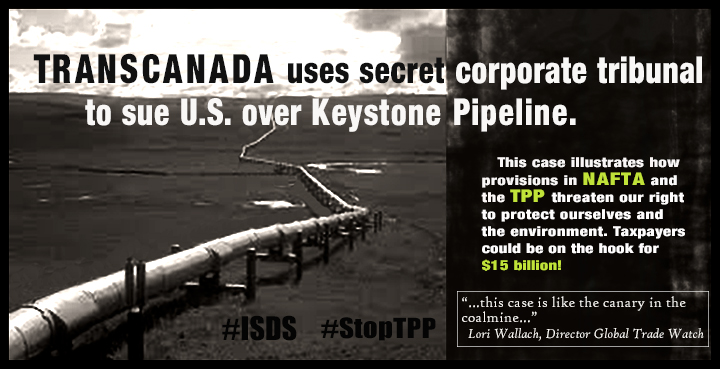 Keystone Pipeline Lawsuit