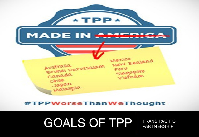 TPP End of Buy American Goods